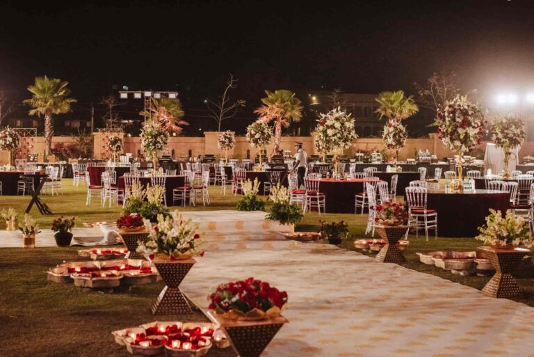 photos of behind-the scene wedding planner in Udaipur